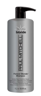 *  Litre Forever Blonde Shampoo PM