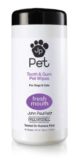Pet Wipes Teeth & Gums