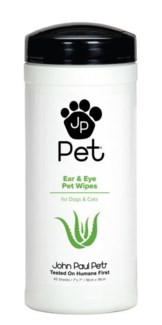 Pet Wipes Ear & Eye