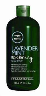 300ml Lavender Mint Moist Shampoo 10.14o