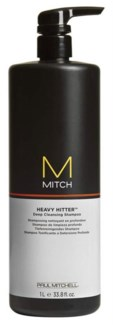 Litre Heavy Hitter Deep Cleaning Shampoo