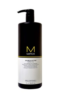 MITCH Ltr Double Hitter 2IN1 Shamp Cond