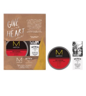 MITCH Own Your Look Gift Set HD17 REFORM