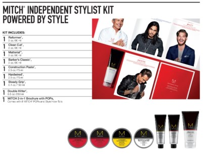 MITCH Stylist Kit PM INDEPENDENT