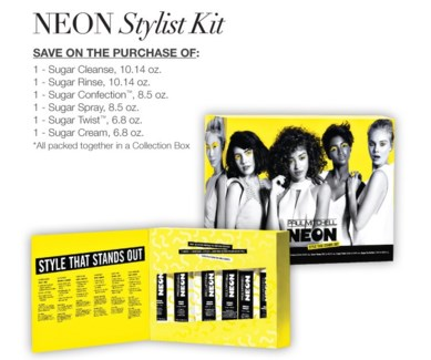NEON Stylist Kit PM