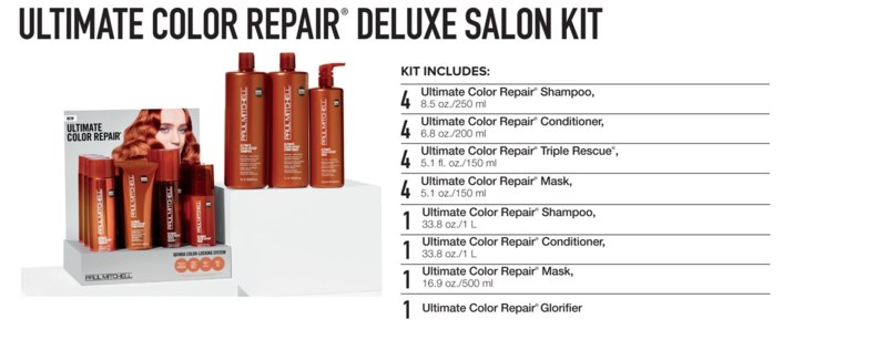 Ultimate Color Repair DELUXE Salon Kit