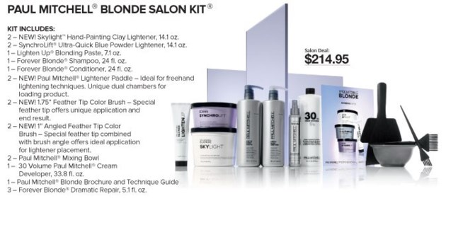 $MD Blonde SKYLIGHT Clay Lightener Salon