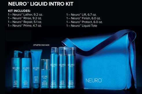 NEURO Liquid Intro Kit JA17 NUIKC17