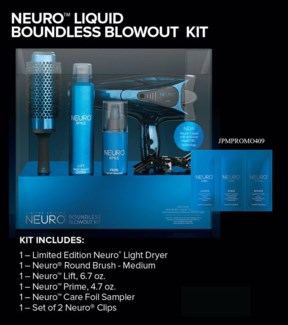NEURO Liquid Boundless Blowout Kit JA17