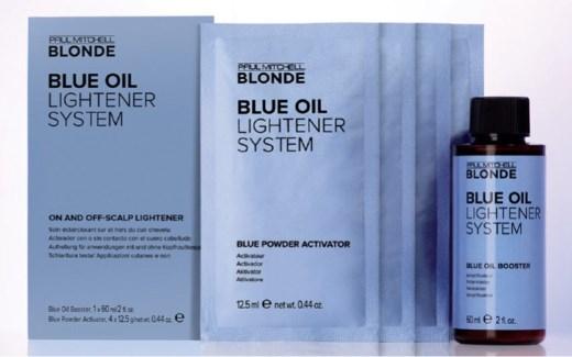 Blue Oil Lightener System Kit MJ18