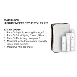 $HO ! MARULAOIL Luxury Styler Kit + AM M