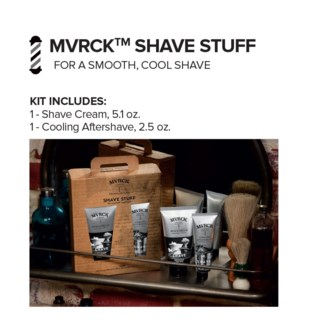 $ MVRCK SHAVE STUFF KIT JA18