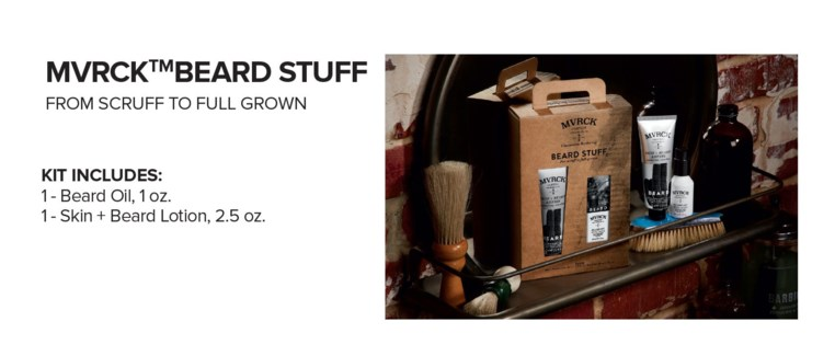 MVRCK BEARD STUFF KIT JA18