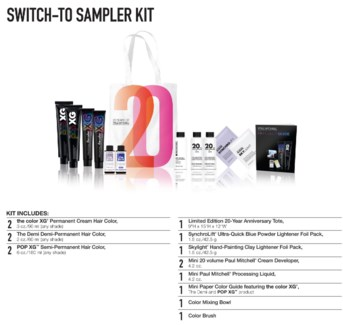 SWITCH To Sampler Kit PM 2018