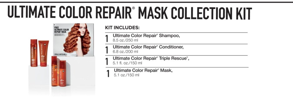 Ultilmate CR Mask Collection Kit