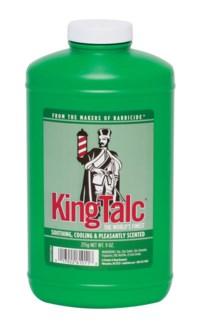 NEW KING Talc Powder