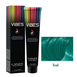 90ml Teal VIBES Color LNZ