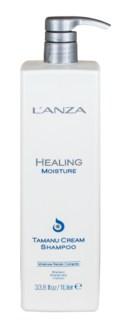 Ltr LNZ Moisture Tamanu Cream Shampoo
