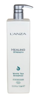 JULY5 Ltr LNZ Strength White Tea Shampoo