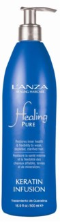 500ml LNZ Pure Keratin Infusion