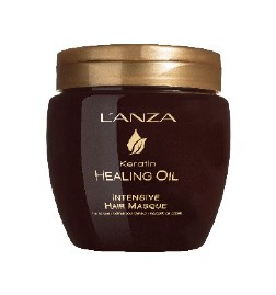 210ml LNZ Keratin Oil Hair Masque