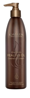 300ml LNZ Keratin Oil Cleansing Cream