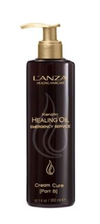 295ml LNZ Keratin Oil Emergency Cream