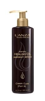 295ml LNZ KHO Oil Emergency Cream