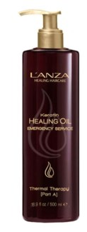 500ml LNZ Keratin Oil Emergency Thermal