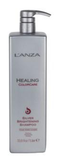 Ltr LNZ Colorcare Silver Shampoo