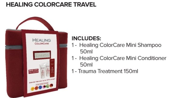 $MD Lnz Colorcare Travel Kit MJ17