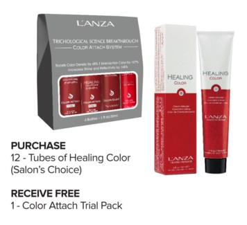 ! Color Attach Trial Kit BUY12COLOR JF18
