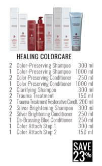 ! LNZ Colorcare Collection 2017