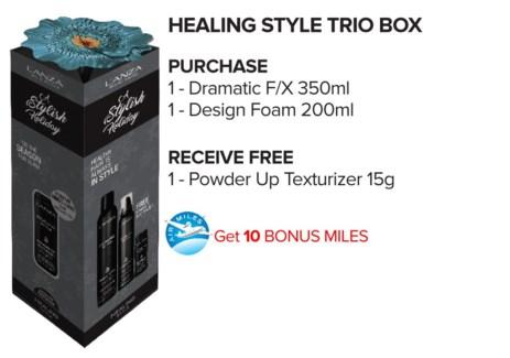 $HO ! LNZ Style Trio + AM MJ18 90978C