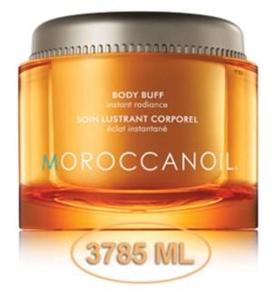 NEW 3785ml Moroccanoil Body Buff