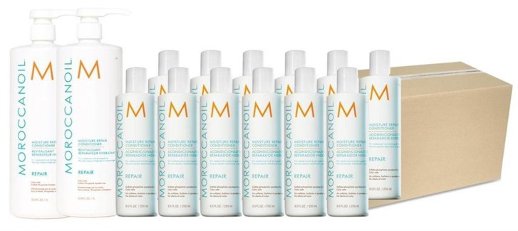 12x250ml Mor Cond 2xL Mor Conditioner