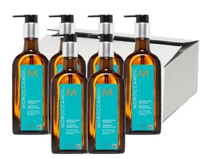CASE 6 x 200ml Moroccan Oil 6.8oz