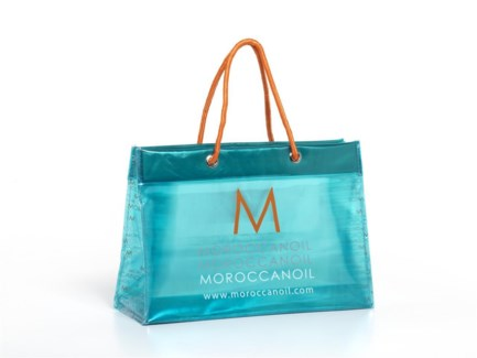 MOR Oil Beach Bag 40X30X15