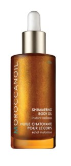 NEW 50ml MOR SHIMMERING BODY OIL