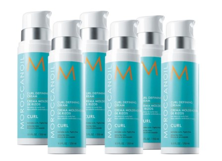 CASE 6 x 250ml Mor Curl Define Cream