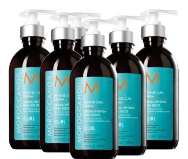 CASE 6 x 300ml MOR Intense Curl Cream