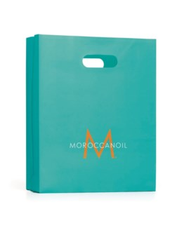 MOR Small Blue Plastic Bag