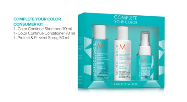 MOR COLOR COMPLETE CONSUMER KIT MJ18