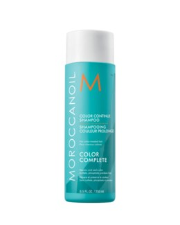 250ml MOR Color Continue Shampoo 8.5oz