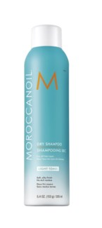 205ml MOR Dry Shampoo LIGHT TONES