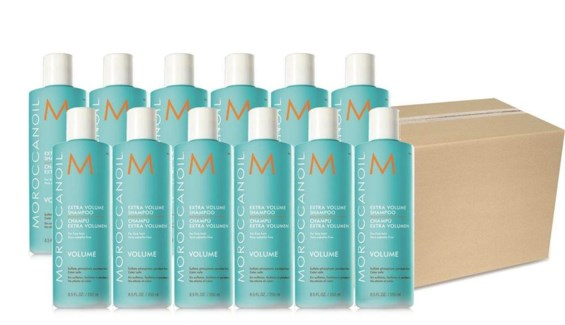 CASE 12x250ml MOR Extra Volume Shampoo