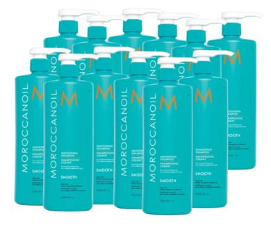 CASE 12 X LTR MOR SMOOTH SHAMPOO