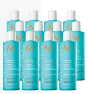 CASE 12 x 250ml MOR Hydrating Shampoo