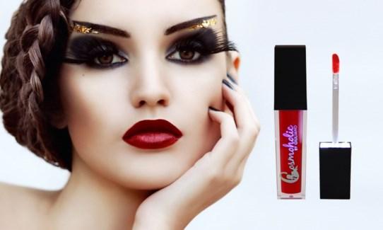 CSholic Liquid Lipstick ROCKSTAR RED