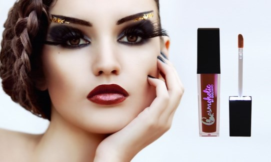 CSholic Liquid Lipstick MYSTERIOUS MOCHA